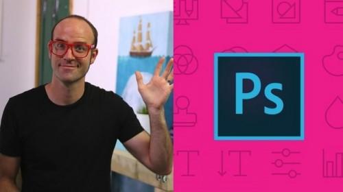 Adobe Photoshop CC - Essentials Training Course
