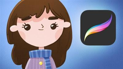 How to Draw Cartoon Characters In Procreate 如何在Procreate中绘制卡通人物