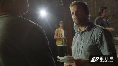 Academy of Storytellers - On Set with Ryan Booth