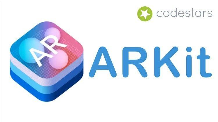 The Complete ARKit Course – Build 11 Augmented Reality Apps