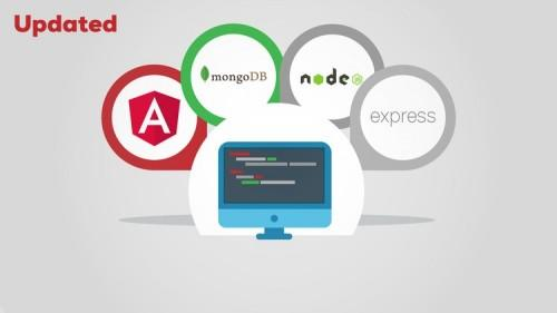 Angular NodeJS - The MEAN Stack Guide [2021 Edition]