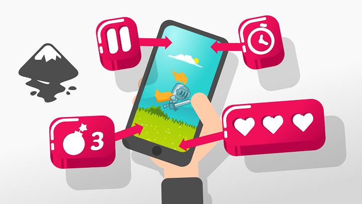 Skillshare – Design 2D Game UI in vector with Inkscape!