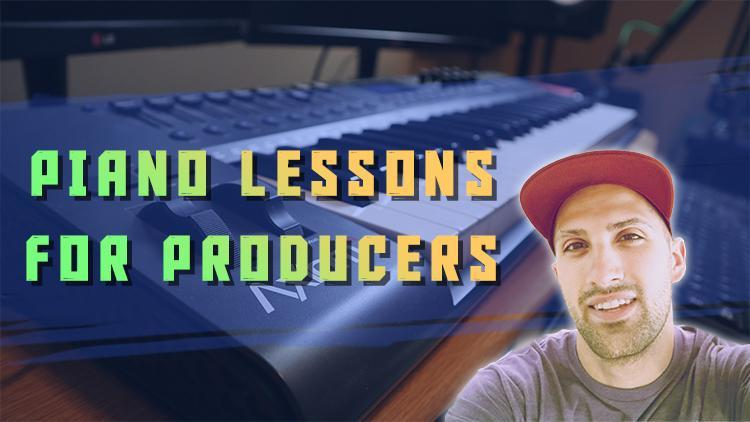 Piano Lessons for Beatmakers and Music Producers
