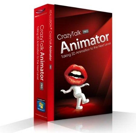 Crazytalk Animator power tools and cartoon solution packs Bundle