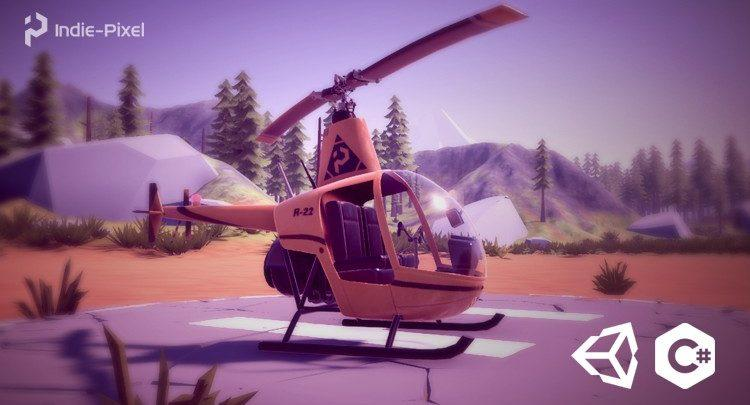 Intro to Unity 3D Physics: Helicopters - Early Access
