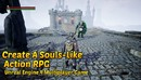 Unreal Engine 4: Souls-Like Action RPG w/ Multiplayer-缩略图