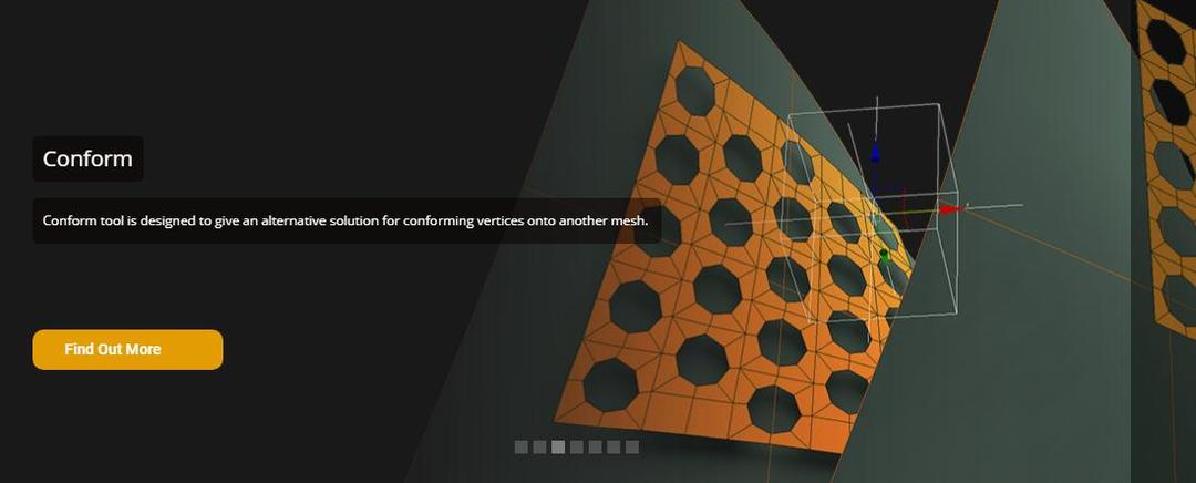 3DsMax建模插件集合:rapidTools v1.14+使用教程