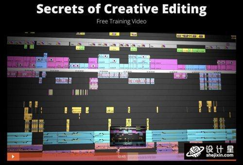 Film Editing Pro - Secrets of Creative Editing 中英双语字幕(机译,未整理段落)