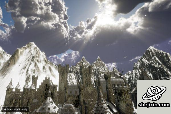 Unity Weather System, Sky, Water, Volumetric Clouds and Light v5.9.12