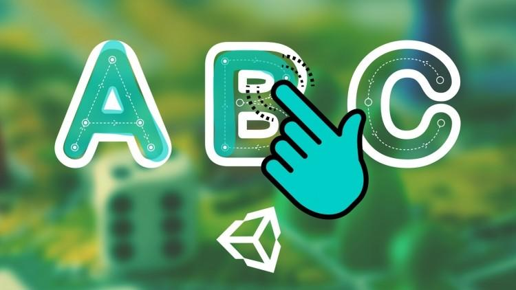 Udemy – Unity3D Alphabet Board Game Step By Step