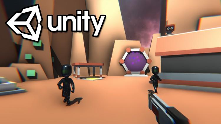 Learn To Create A First Person Shooter With Unity & C#