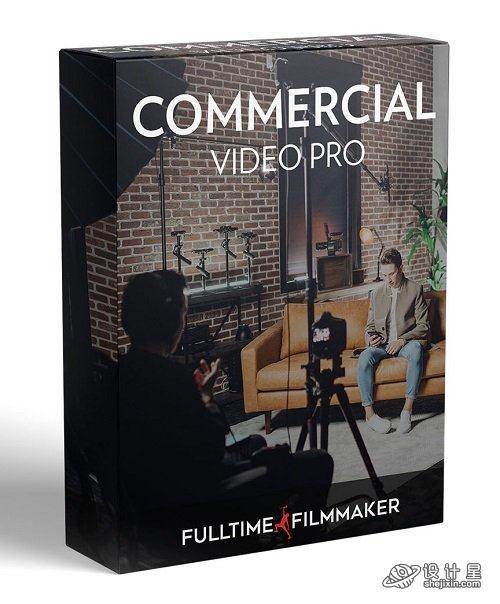 Fulltime Filmmaker - Commercial Video Pro 商业视频短片制作课程