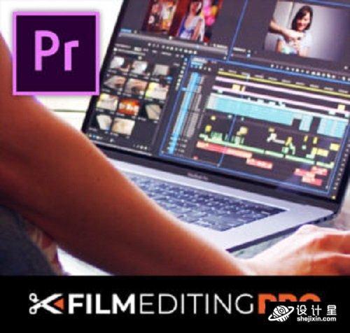 Film Editing Pro - Power User Pack For Premier Pro (只有高级用户课程包)