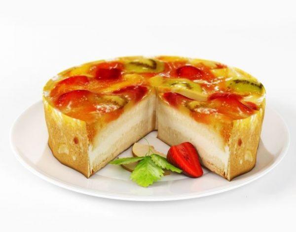 Fruit cake  水果蛋糕模型
