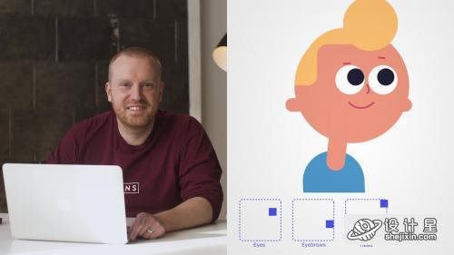 Character Animation Creating Authentic Facial Expressions in Adobe After Effects