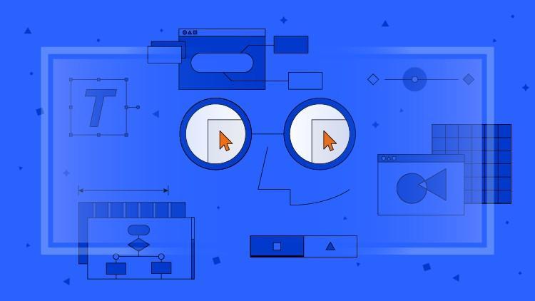 Udemy UI 设计入门:画出有程式逻辑的设计稿