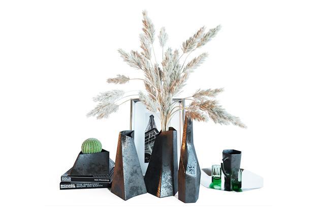 Modern decorations 现代装饰品模型 电视柜现代装饰品模型