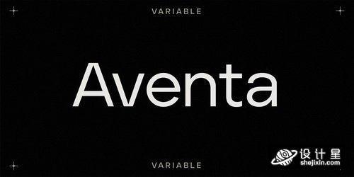 Aventa Font Family