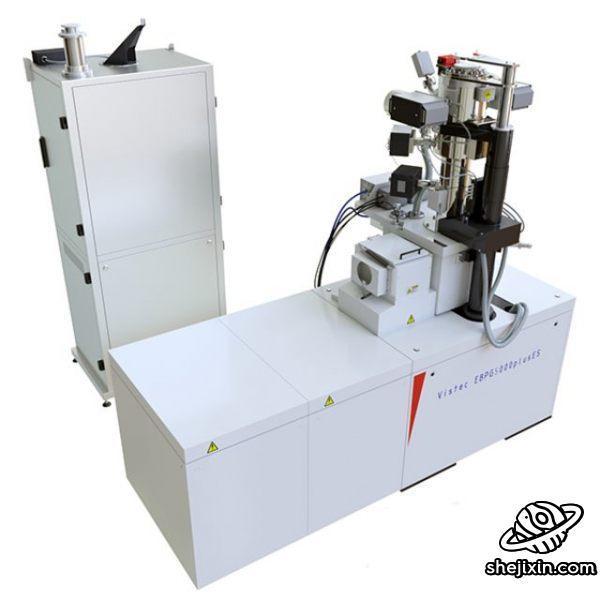 电子束光刻机 电子束曝光系统 光刻机模型 Installation of electron beam lithography. EBPG5000plus ES