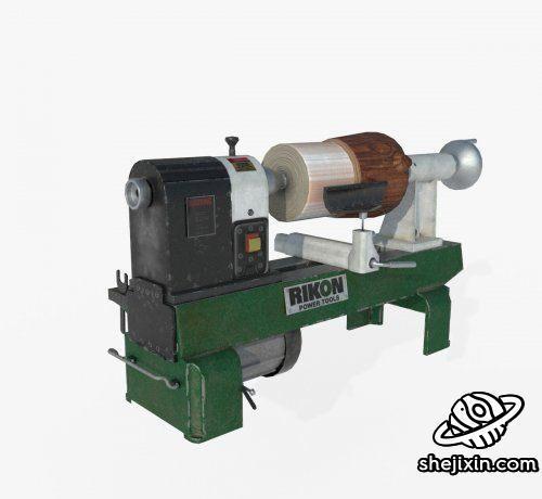 Rikon Power Tools 70-100 PBR 车床研磨机模型 车床精密研磨机 车床内磨机 车床磨机
