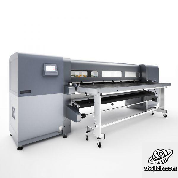 HP Scitex FB500 惠普Scitex FB500 喷绘机 惠普ScitexFB500工业工程图打印机印刷机绘图仪机器