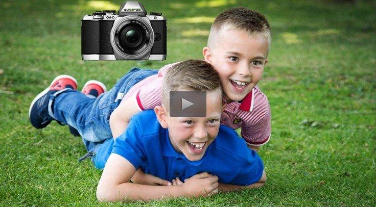 Photography - Individual  Family Posing - Live Sessions