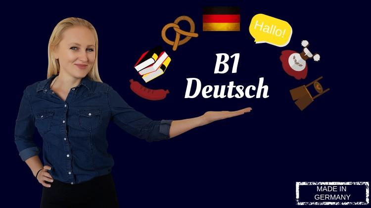 German B1 - Intermediate German