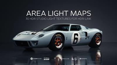 GreyscaleGorilla   Area Light Maps