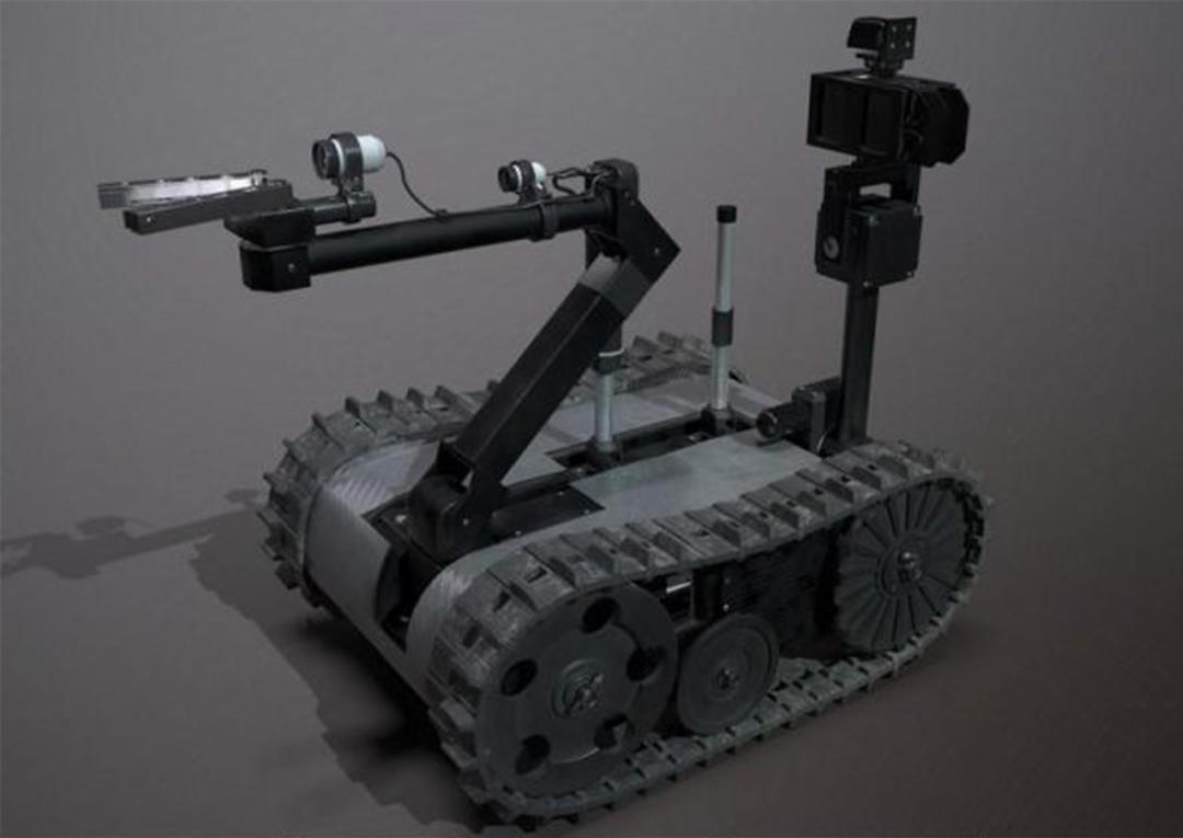Talon bomb disposal robot PBR 排爆机器人 反恐排爆机器人机械手 拆弹机器人 拆弹履带机器人