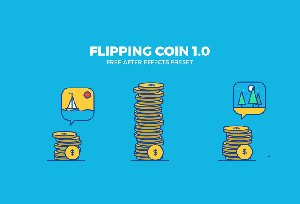 The Ultimate Guide To Animating Coins and Paper Bills in After Effects