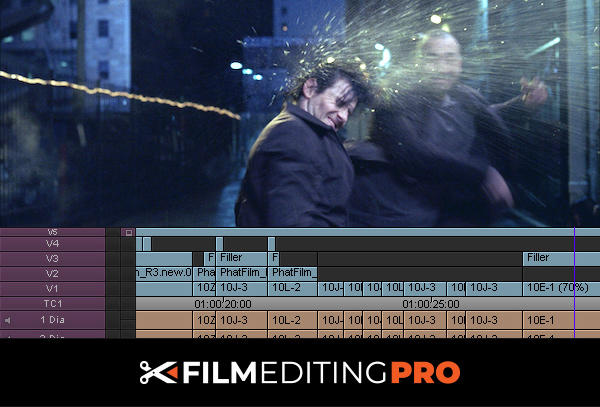 Film Editing Pro - The Art of Action Editing 动作电影剪辑课程