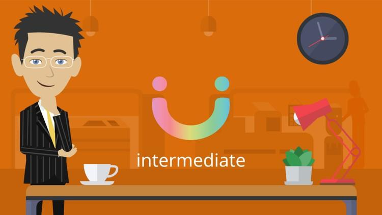 EnglishIntermediate-Advanced intensive spoken English