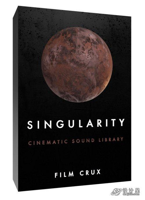 FilmCrux - Singularity - Cinematic Sound Effects Library