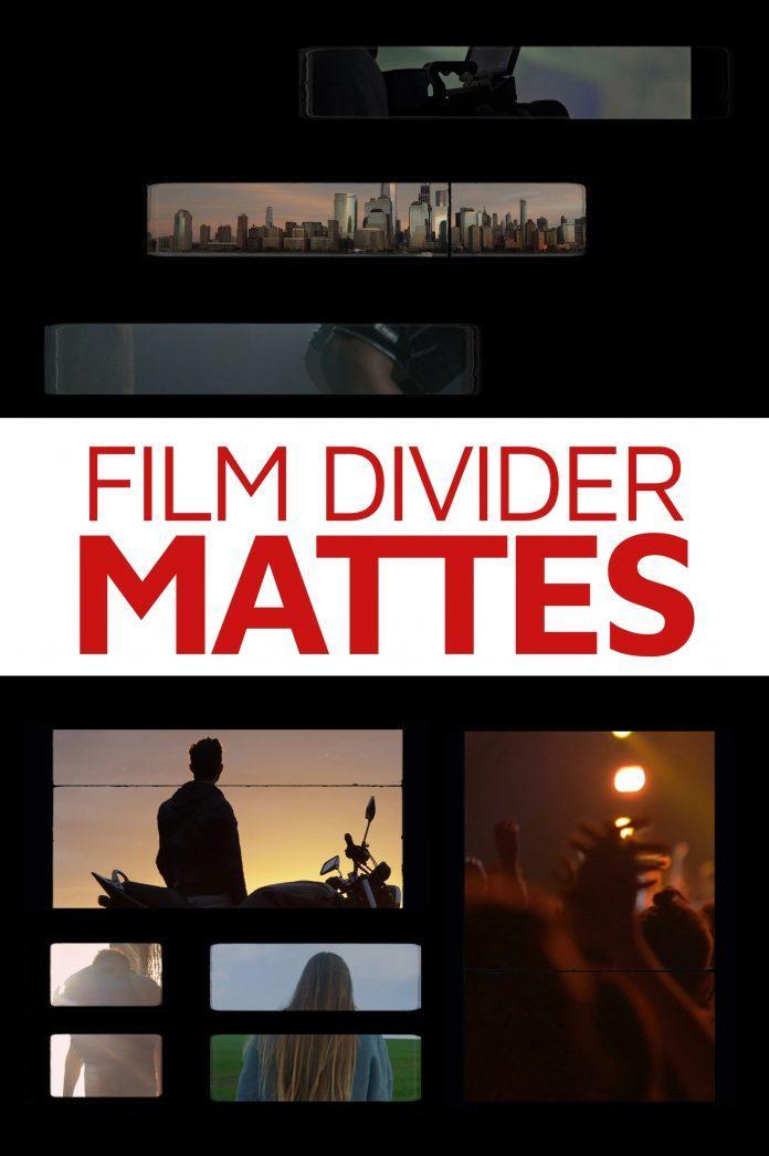 Master Filmmaker – Film Divider Mattes