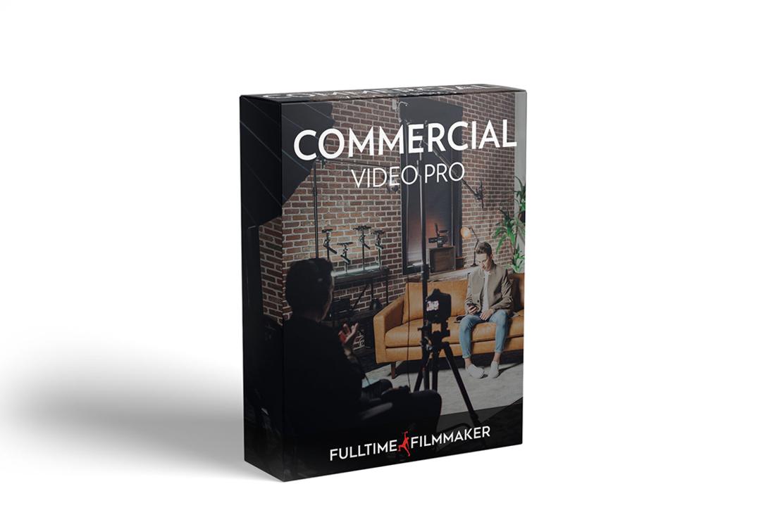 Fulltime Filmmaker - Commercial Video Pro 商业视频短片制作课程更新2020-09-07