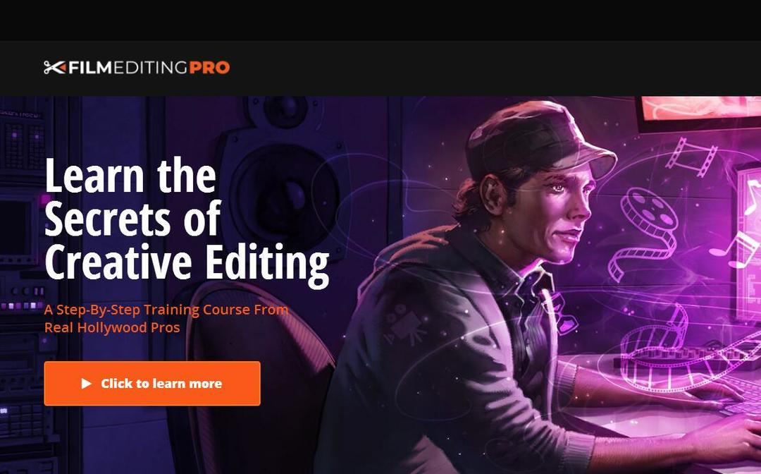 Film Editing Pro - Secrets of Creative Editing 中英双语字幕,机译