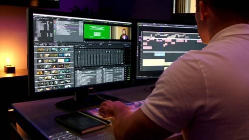 Film Editing Pro - The Art of Trailer Editing  (Pro Version 专业版)  中英文双语字幕
