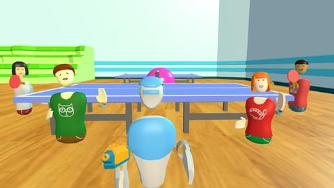 Multiplayer Virtual Reality (VR) Development With Unity