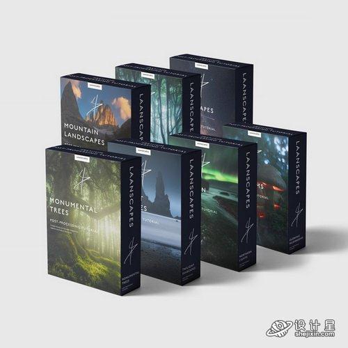 Laanscapes - Processing Mega Bundle 7套课程合集