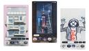 Stock Photo App UI Kits 库存照片UI成套工具 图库照片 艺术画廊APP UI 模版 漫画插画APP UI模版-缩略图