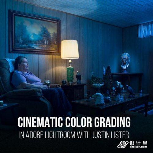 PROEDU - Cinematic Color Grading For Adobe Lightroom