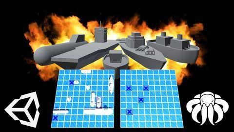Unity Game Tutorial: Battleships 3D