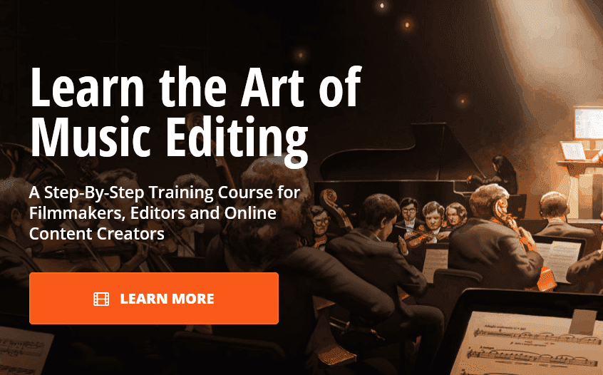 Film Editing Pro The Art of Music Editing (Pro Version专业版)