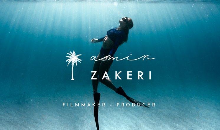 专职电影制作人Amir Zakeri视频拍摄及后期编辑大师班课程