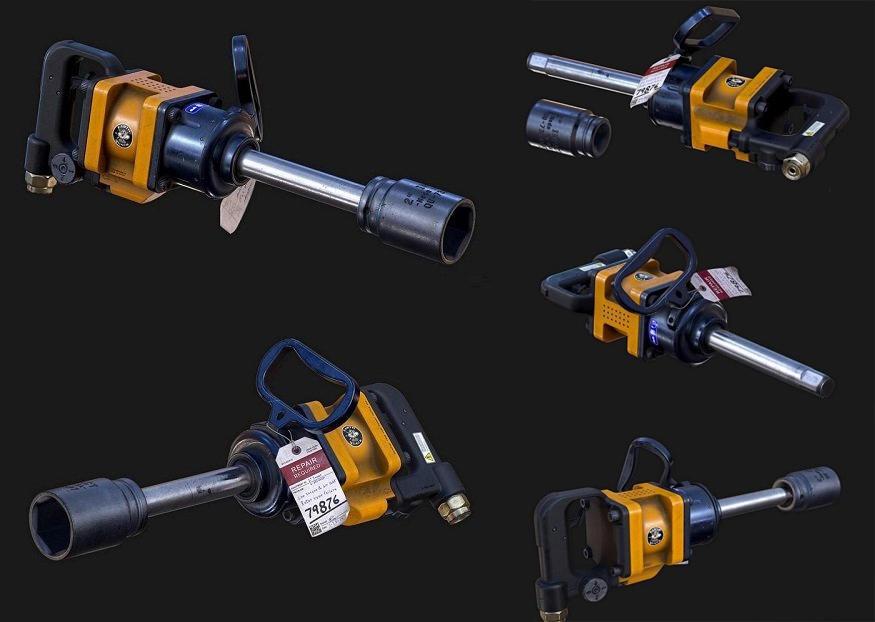 气动冲击扳手 重型气动扳手 重载气动冲击扳手 大扭力冲击扳手Heavy duty air impact wrench