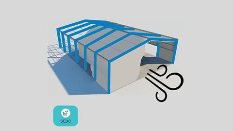 Design Wind Loading on a Steel Frame Warehouse - Part 1 of 2