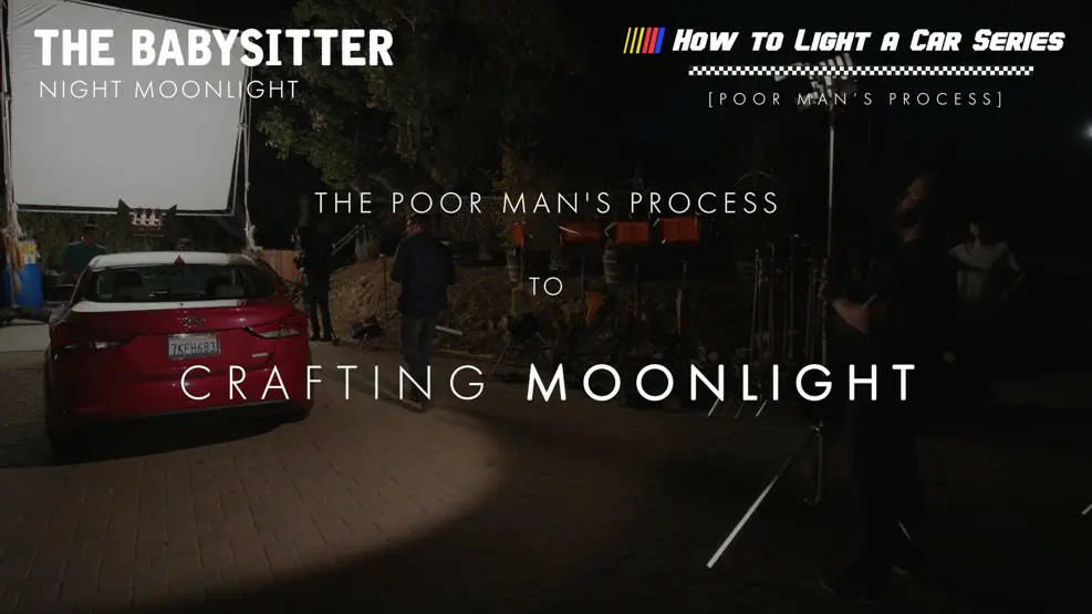 Hurlbut Academy - Poor man's Process - Moonlight