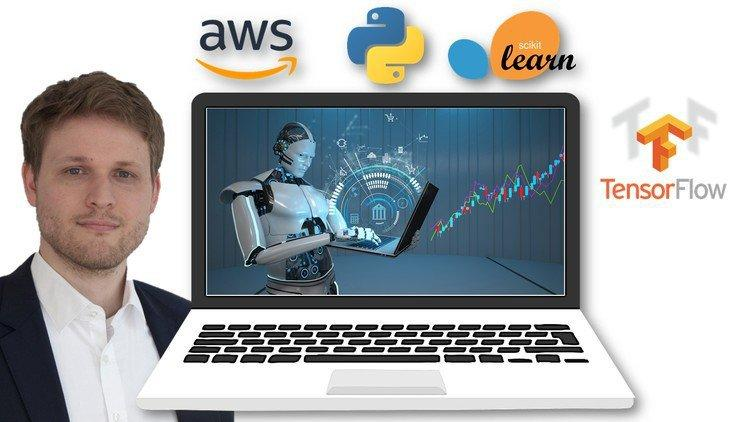 Algorithmic Trading A-Z with Python Machine Learning AWS