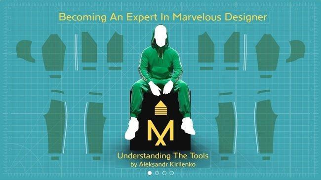 Gumroad – Becoming An Expert In Marvelous Designer by Aleksandr Kirilenko