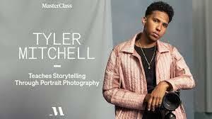 MasterClass - Tyler Mitchell Teaches Storytelling Through Portrait Photography